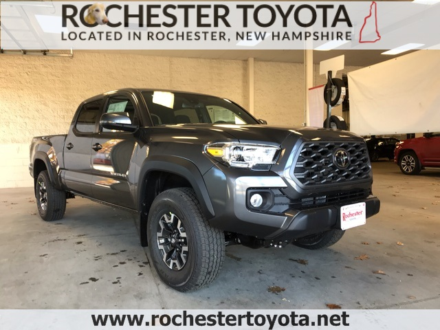 New 2020 Toyota Tacoma Trd Off Road Double Cab 6 Bed V6 At Natl