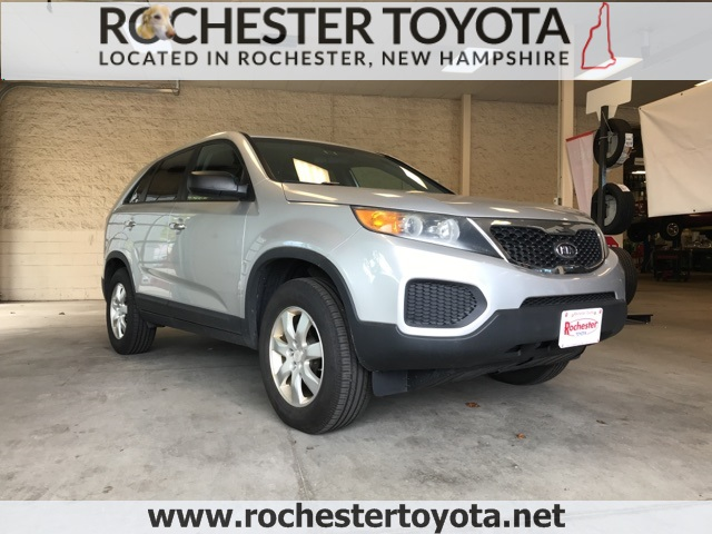 Pre-Owned 2011 Kia Sorento Base