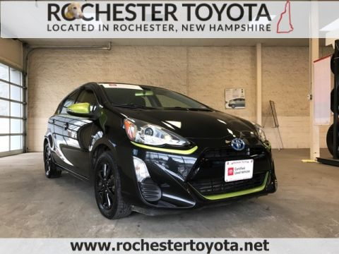 Certified Pre-Owned 2016 Toyota Prius C Persona Series